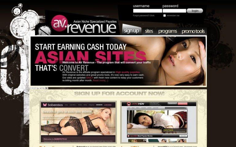 AV Revenue - All-Best-XXX-Sites