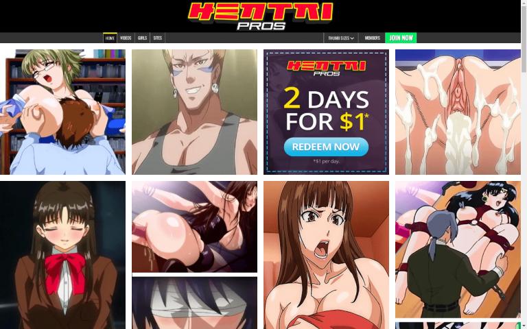 Hentaipros - All-Best-XXX-Sites