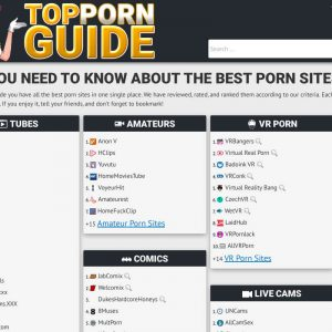 Top Porn Guide - All-Best-XXX-Sites
