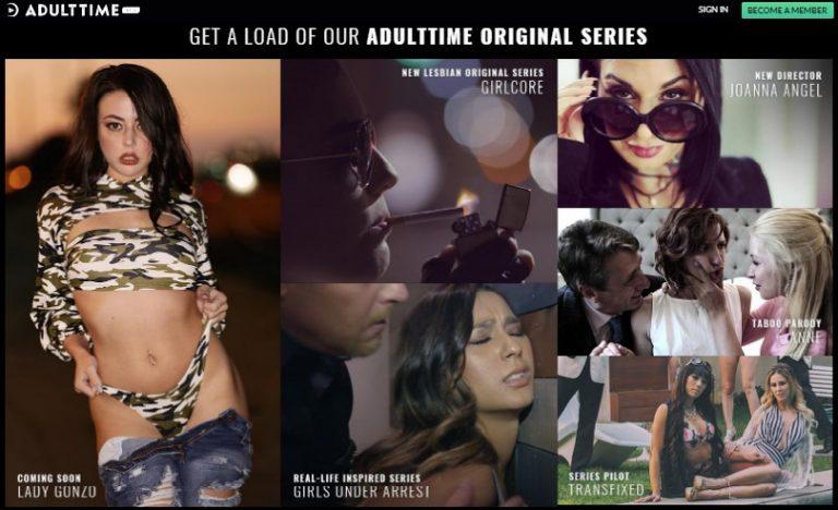 AdultTime - All-Best-XXX-Sites