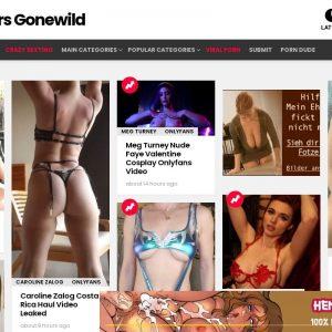 Influencers Gonewild