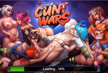 CuntWars - All-Best-XXX-Sites